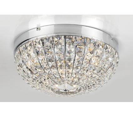 Люстра RIVOLI Vanda-C-6хE14-40W-Crystal clear (10)