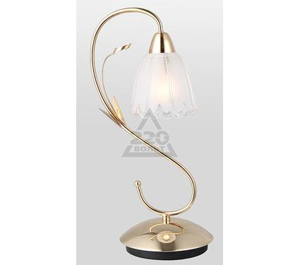 Лампа настольная RIVOLI Diva-T-1xE14-60W-Gold