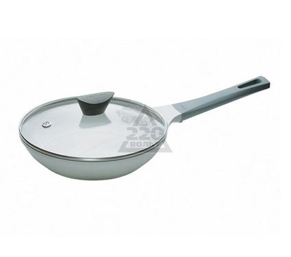 Сковорода с крышкой FRYBEST CA-F24SК Sand
