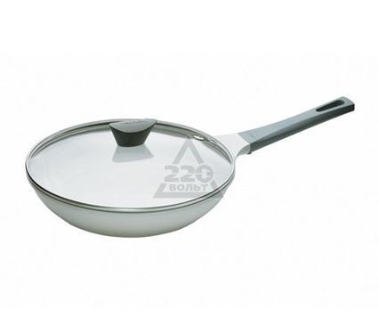Сковорода с крышкой FRYBEST CA-F26SК Sand