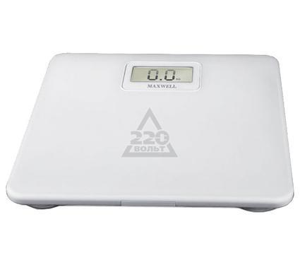 Весы напольные MAXWELL MW-2655(W)