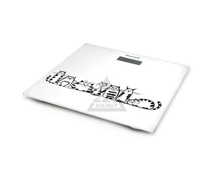 Весы напольные MAXWELL MW-2675(W)