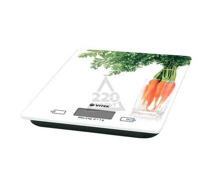 Весы кухонные VITEK VT-2418(W)
