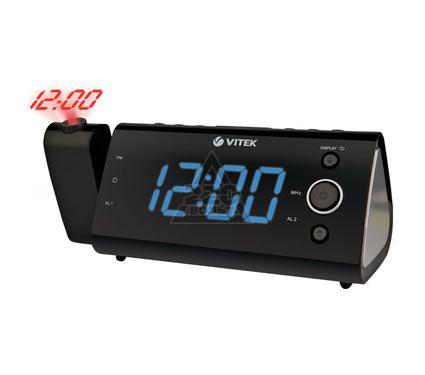 Часы-радио VITEK VT-3516 (BK)