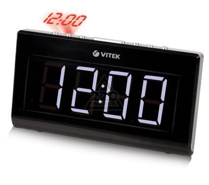 Часы-радио VITEK VT-3517(BK)