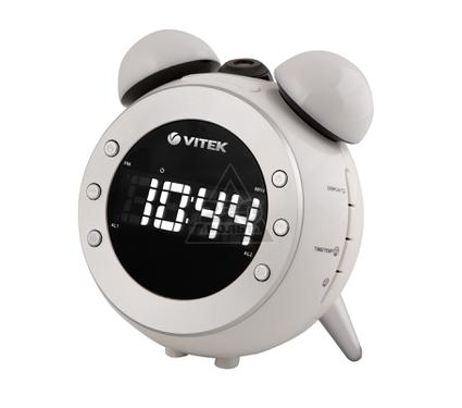 Часы-радио VITEK VT-3525(W)