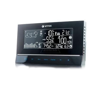 Метеостанция VITEK VT-6400 (BK)