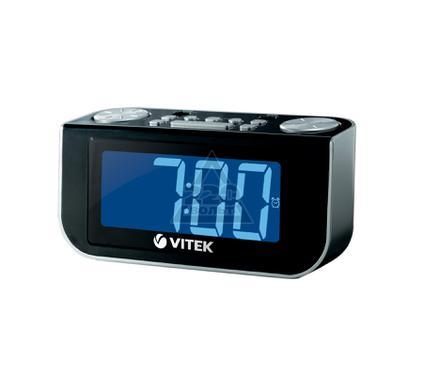 Часы-радио VITEK VT-6600 (BK)
