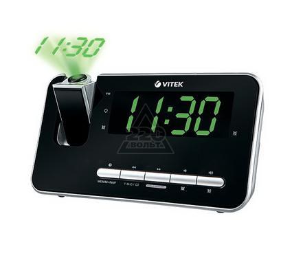 Часы-радио VITEK VT-6605(BK)