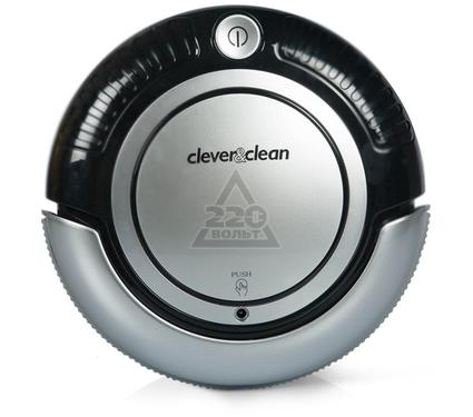 Робот-пылесос CLEVER&CLEAN M-Series 003 black edition
