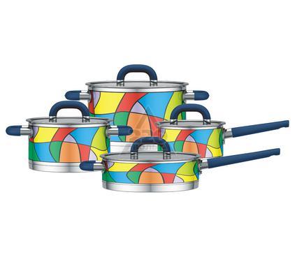 Набор посуды YAMATERU YTASET8S