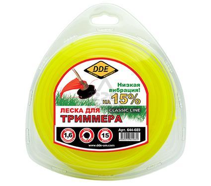 Леска для триммеров DDE 644-689