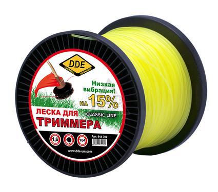 Леска для триммеров DDE 644-702