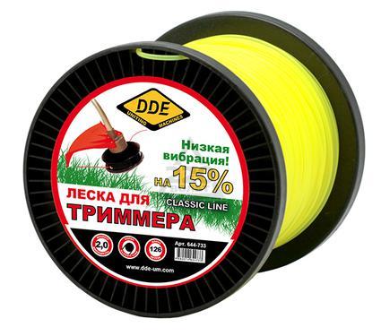 Леска для триммеров DDE 644-733