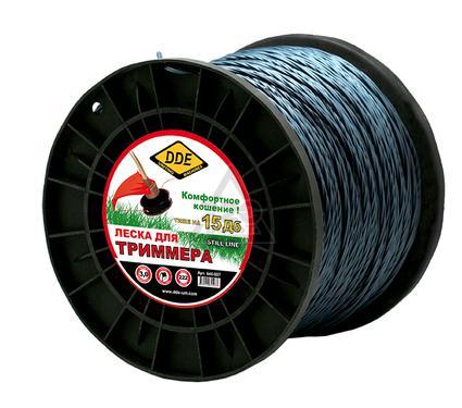 Леска для триммеров DDE 645-037