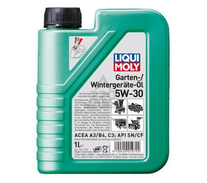 Масло LIQUI MOLY Garten-Wintergerate-Ol 5W-30