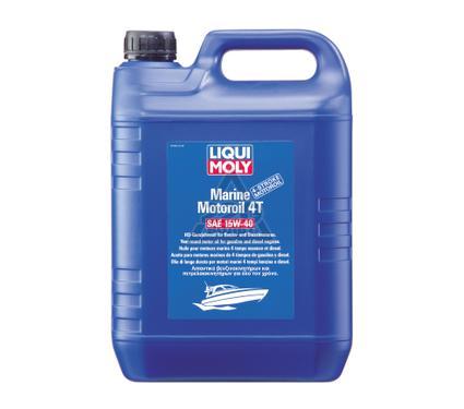 Масло LIQUI MOLY Marine Motoroil 4T 15W-40