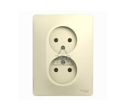 Розетка SCHNEIDER ELECTRIC GSL000220 Glossa