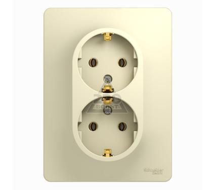Розетка SCHNEIDER ELECTRIC GSL000224 Glossa