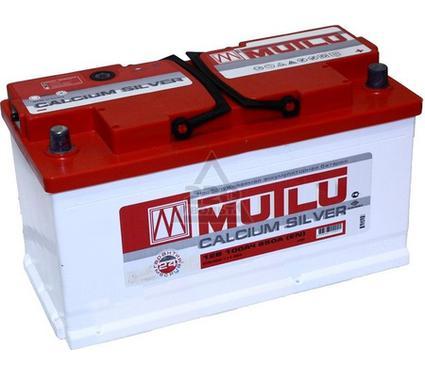 Аккумулятор MUTLU CALCIUM SILVER 100 E