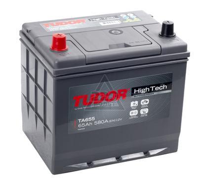 Аккумулятор TUDOR High-Tech TA 655