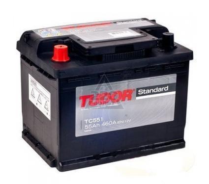 Аккумулятор TUDOR Starter TC 550 A