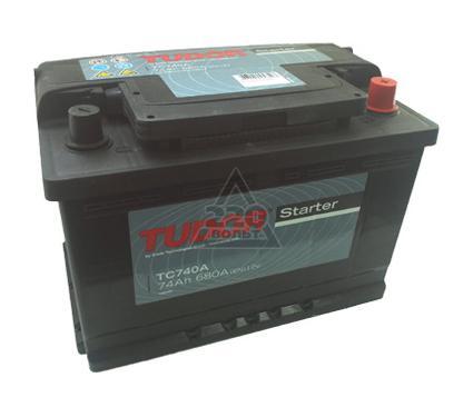 Аккумулятор TUDOR Starter TC 740