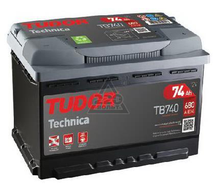 Аккумулятор TUDOR Technica TB 741