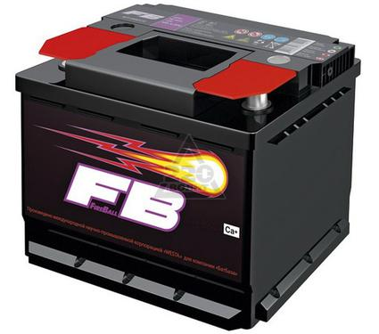 Автомобильный аккумулятор FIRE BALL 55 E