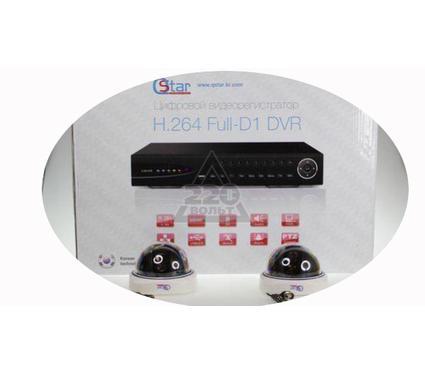 Комплект видеонаблюдения QSTAR 'Офис стандарт''