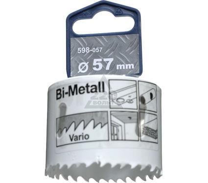 Коронка биметаллическая KWB 598-057
