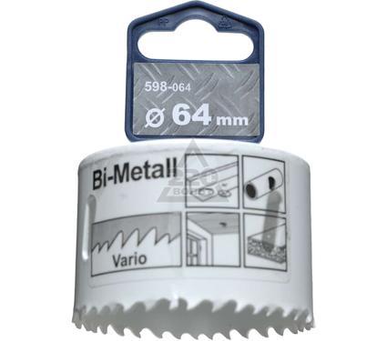 Коронка биметаллическая KWB 598-064