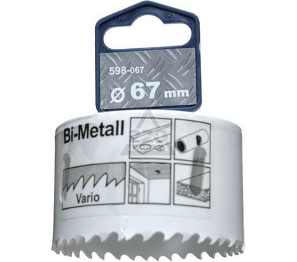 Коронка биметаллическая KWB 598-067