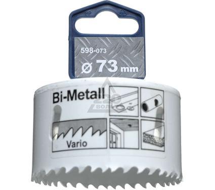 Коронка биметаллическая KWB 598-073