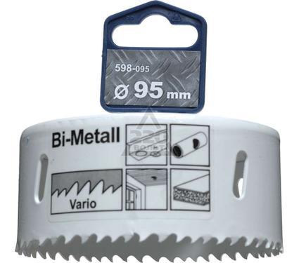 Коронка биметаллическая KWB 598-095