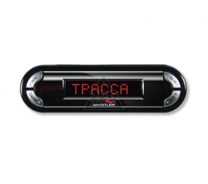 Антирадар WHISTLER PRO 3600ST Ru GPS