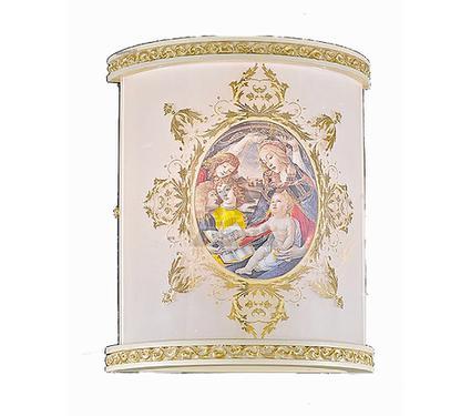 Светильник настенный LA LAMPADA WB.415-1.26