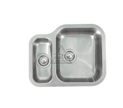 Мойка кухонная REGINOX Alaska U left LUX OKG