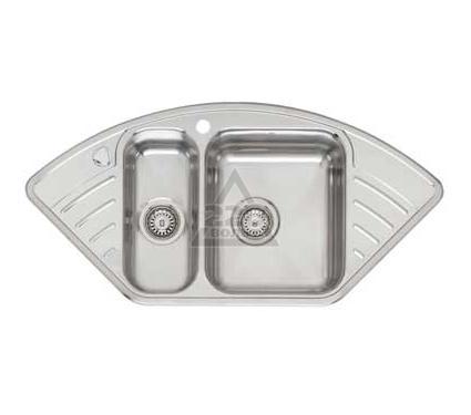 Мойка кухонная REGINOX Empire L15 LUX KGOKG Right (c/box) /set