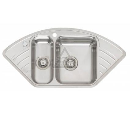 """Мойка кухонная REGINOX Kansas 18x40 Small LUX 3.5"""" (c/box) L"""