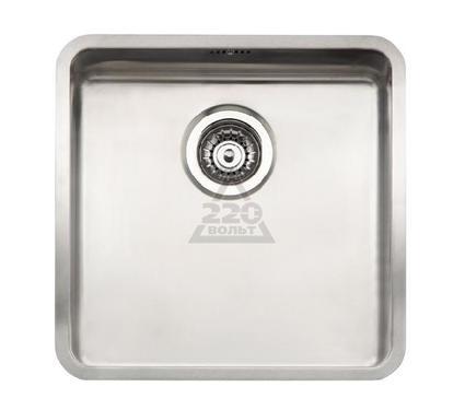 Мойка кухонная REGINOX Kansas 50x40 Medium LUX OKG (c/box) L