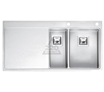 Мойка кухонная REGINOX Nevada 18x50 LUX OKG right (c/box) L