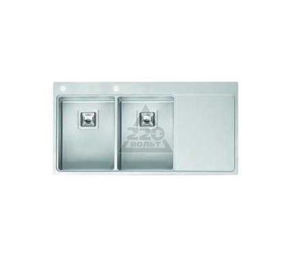 Мойка кухонная REGINOX Nevada 30x30 LUX OKG left(c/box) L