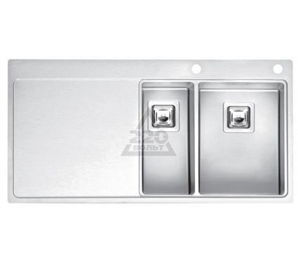 Мойка кухонная REGINOX Nevada 30x40 LUX OKG left(c/box) L