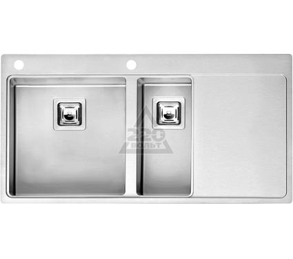 Мойка кухонная REGINOX Nevada 40x18 LUX OKG left(c/box) L