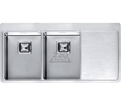 Мойка кухонная REGINOX Nevada 40x30 LUX OKG left(c/box) L