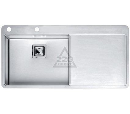 Мойка кухонная REGINOX Nevada 50x18 LUX OKG left(c/box) L