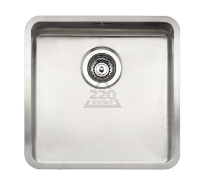 Мойка кухонная REGINOX Ohio 40x40 Cuadrat LUX OKG (c/box)