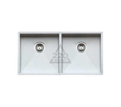 Мойка кухонная REGINOX Ontario 40х40+40х40 LUX OKG (c/box) L