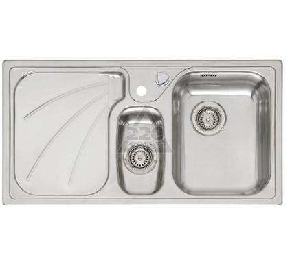 Мойка кухонная REGINOX President LUX KGOKG Right (c/box) /set